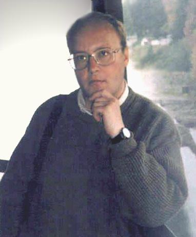 М.Щербаков. Фото c обложки диска 'Ложный шаг'